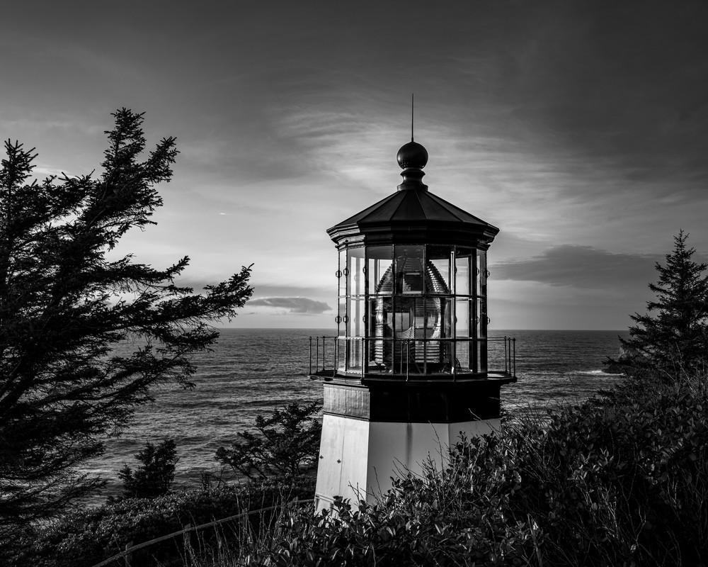 Cape Meares Lighthouse, Oregon, 2020