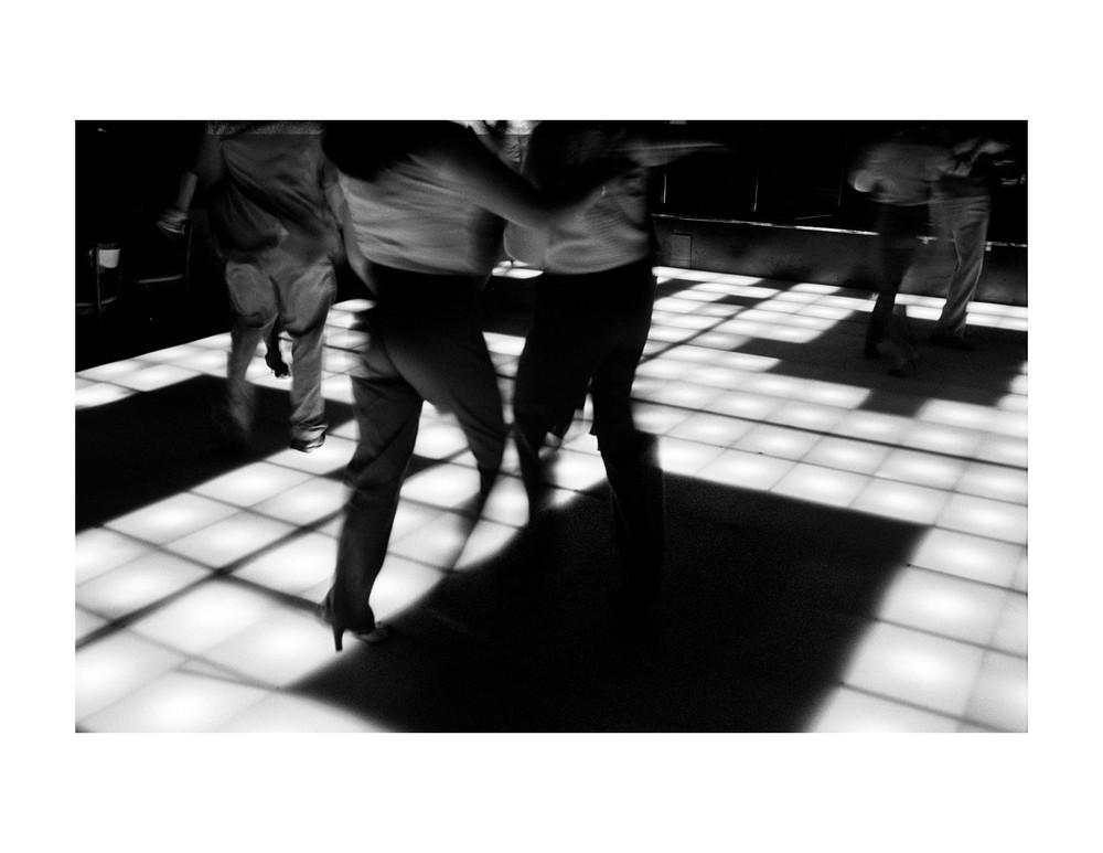 2001 Odyssey, Dance Floor, 1978 Photography Art   Bill Bernstein Fine Art Collection