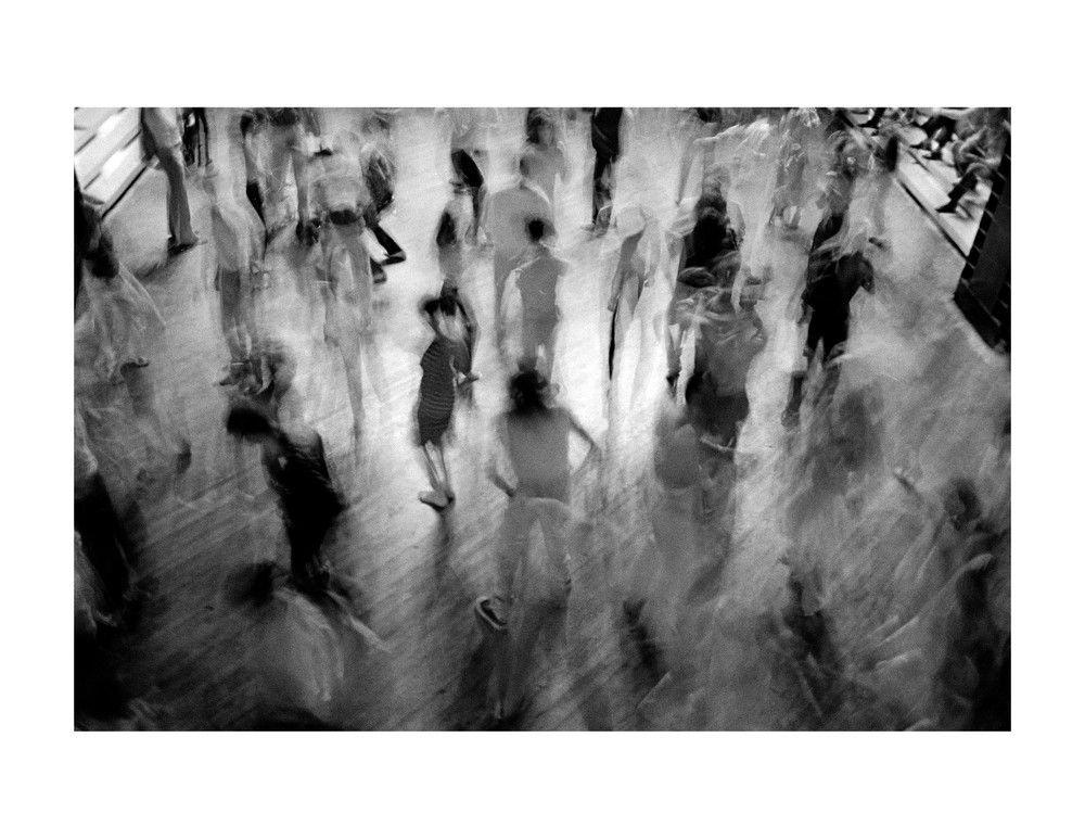 Xenon, Dance Floor, 1979 Photography Art | Bill Bernstein Fine Art Collection