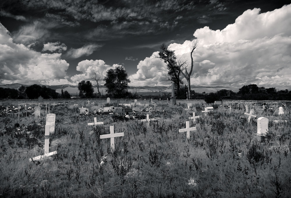 Indian Cemetery, Fort Washakie, WY