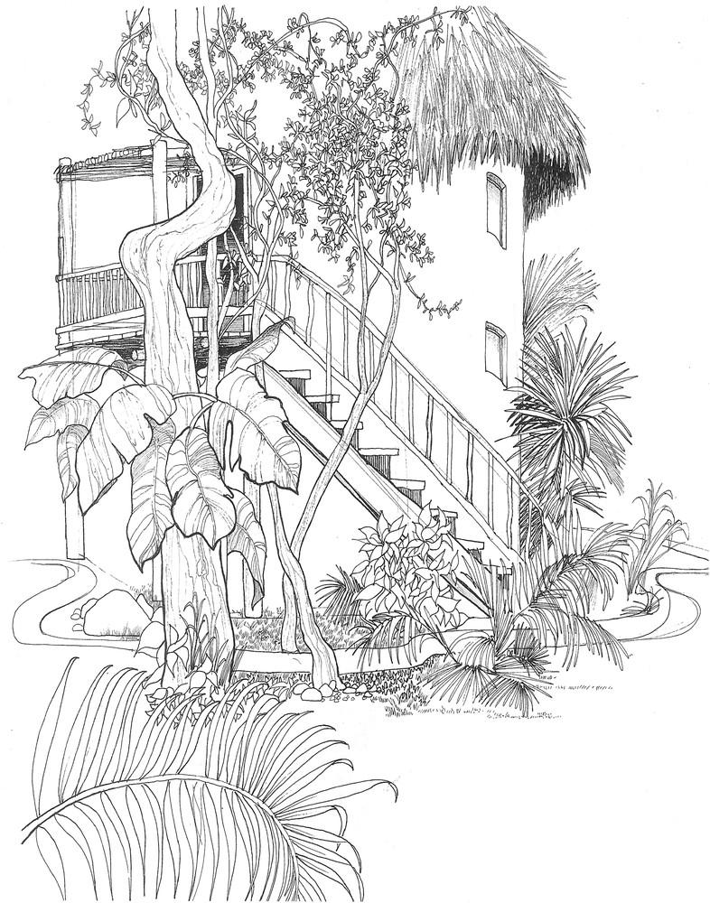 sketch, travel