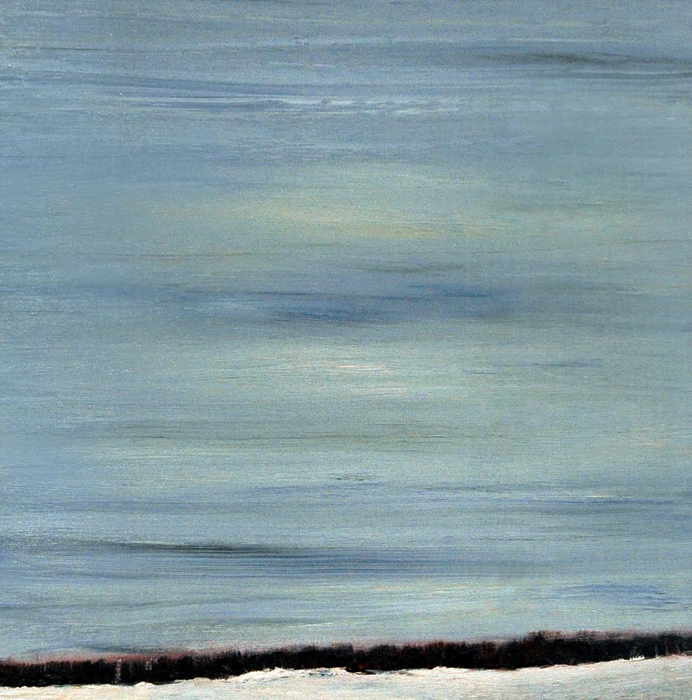 Ontario Winter Sky Art   Sharon Bacal - Fine Art