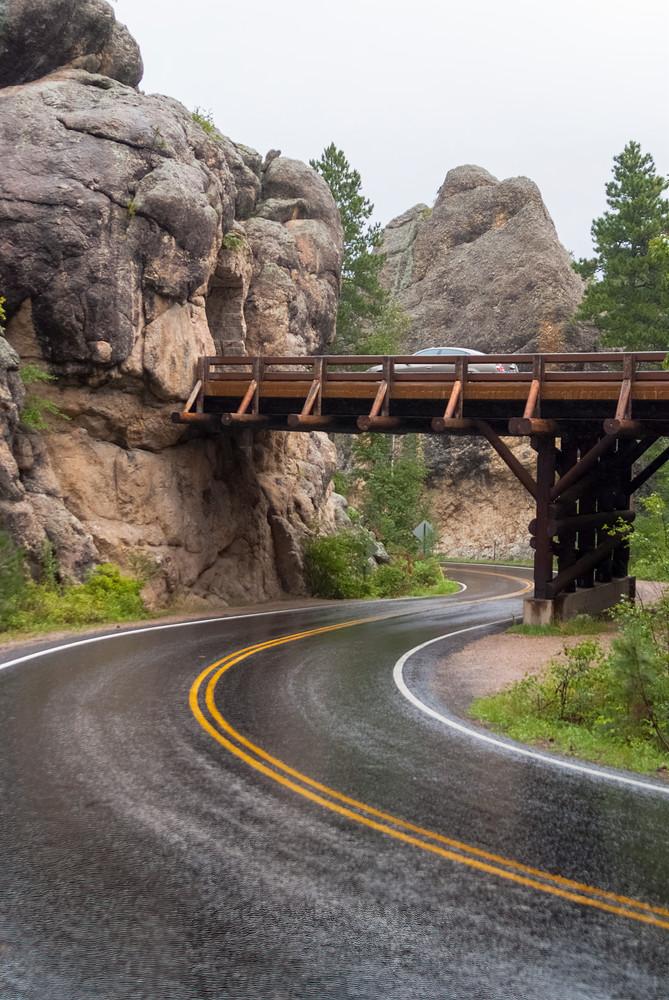 Pigtail Turns South Dakota  Custer St. Park  Photography Art   Hatch Photo Artistry LLC