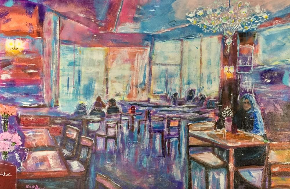 Secret Rendezvous Art | Scott Dyer Fine Art