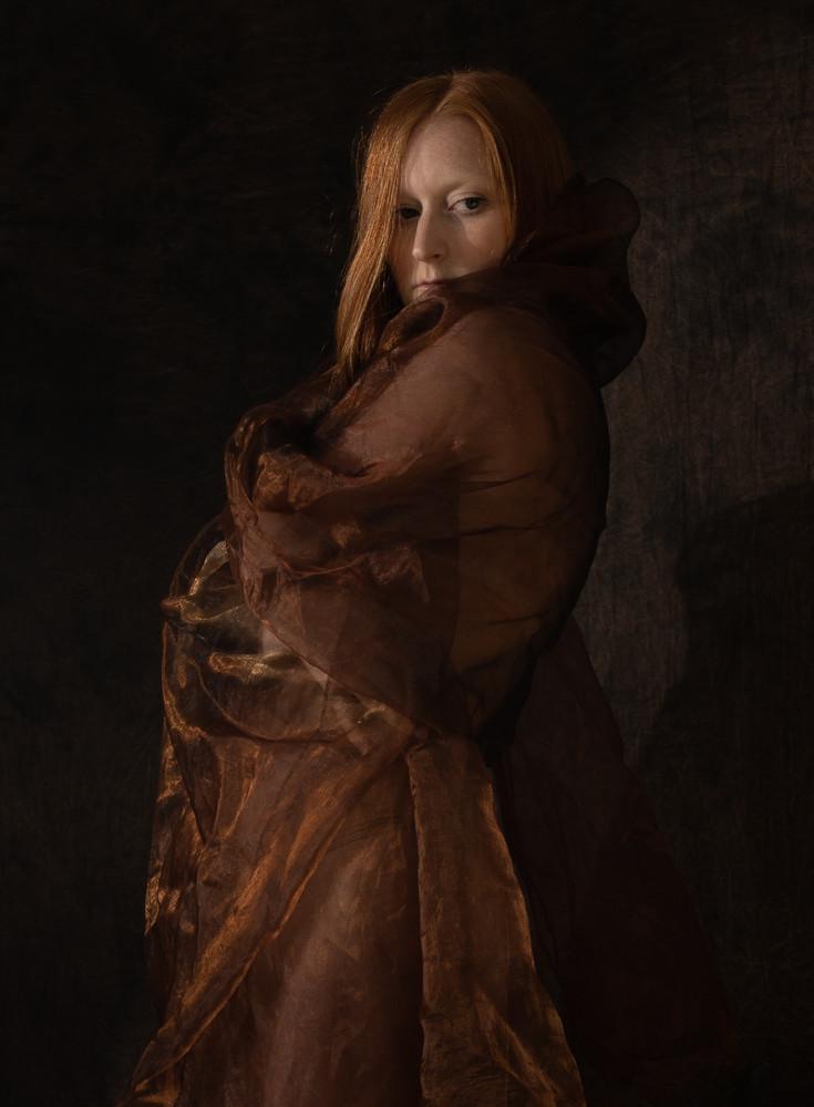 Portrait Of A Woman Photography Art | Dan Katz, Inc.