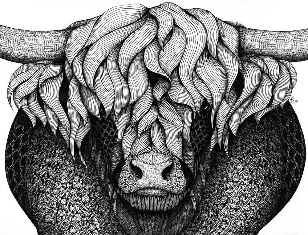 "Daphne Art | Kristin Moger ""Seriously Fun Art"""