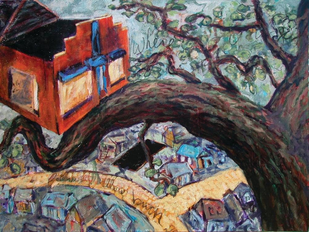 Follow Yellow Brick Road Art | Joan Cox Art