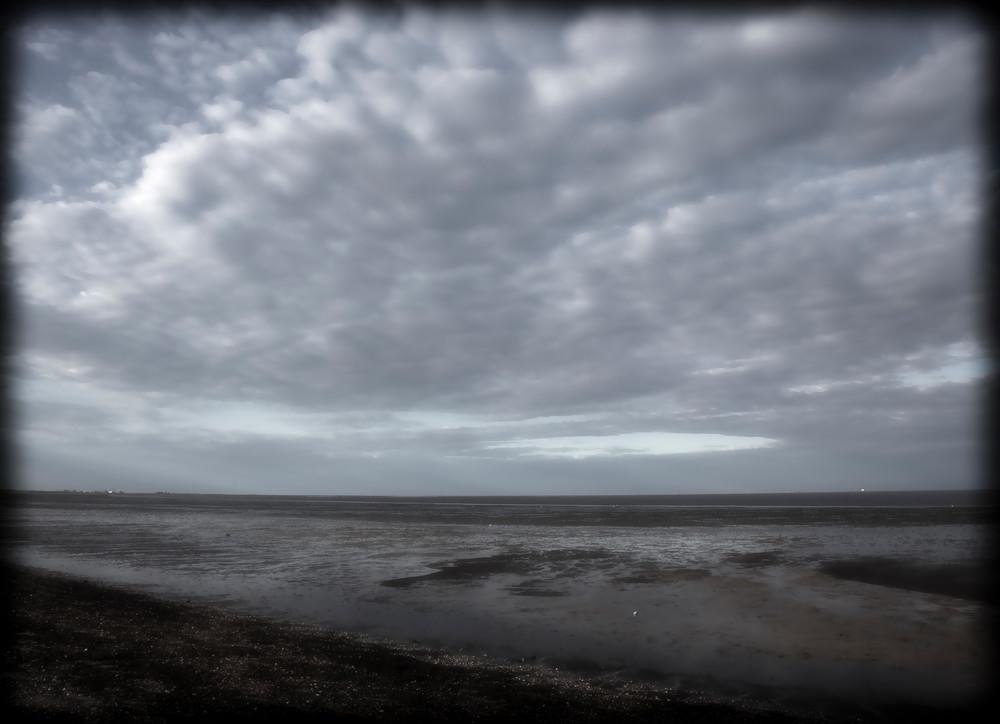Slaughter Beach After Sunset Photography Art | David Frank Photography
