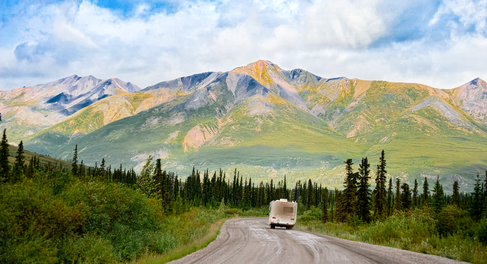 Tombstone Mountain Dempster National Park Yukon Canada Photography Art | Eric Hatch