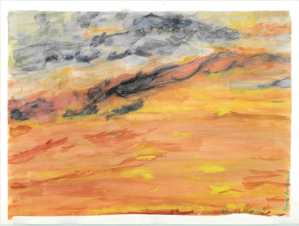 Bright Dawn Sky Art | Howard Lawrence Fine Art