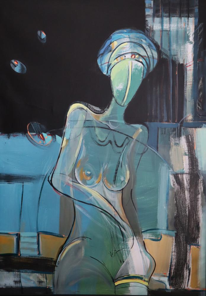 Fearless Woman Art | Merita Jaha Fine Art