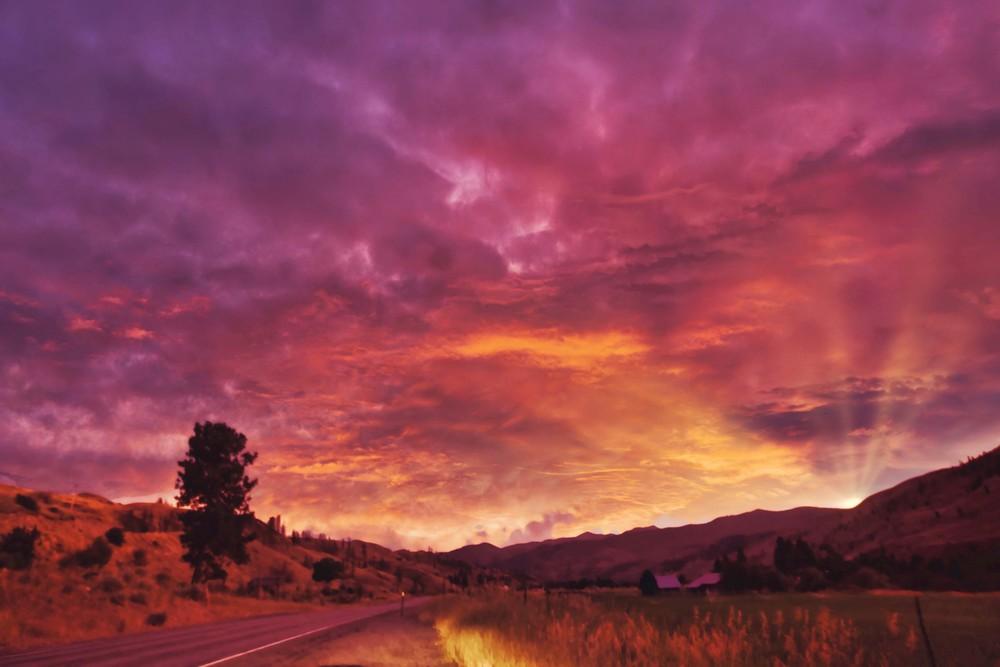 Drive Home Photography Art | CJ Harding