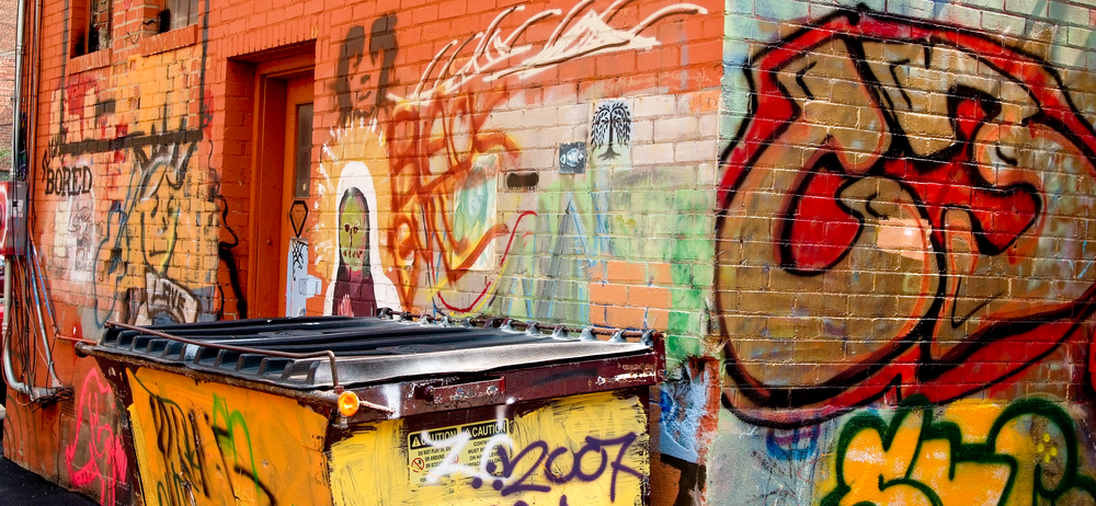 Art Alley Rapid City Sd Pano Photography Art | Hatch Photo Artistry LLC