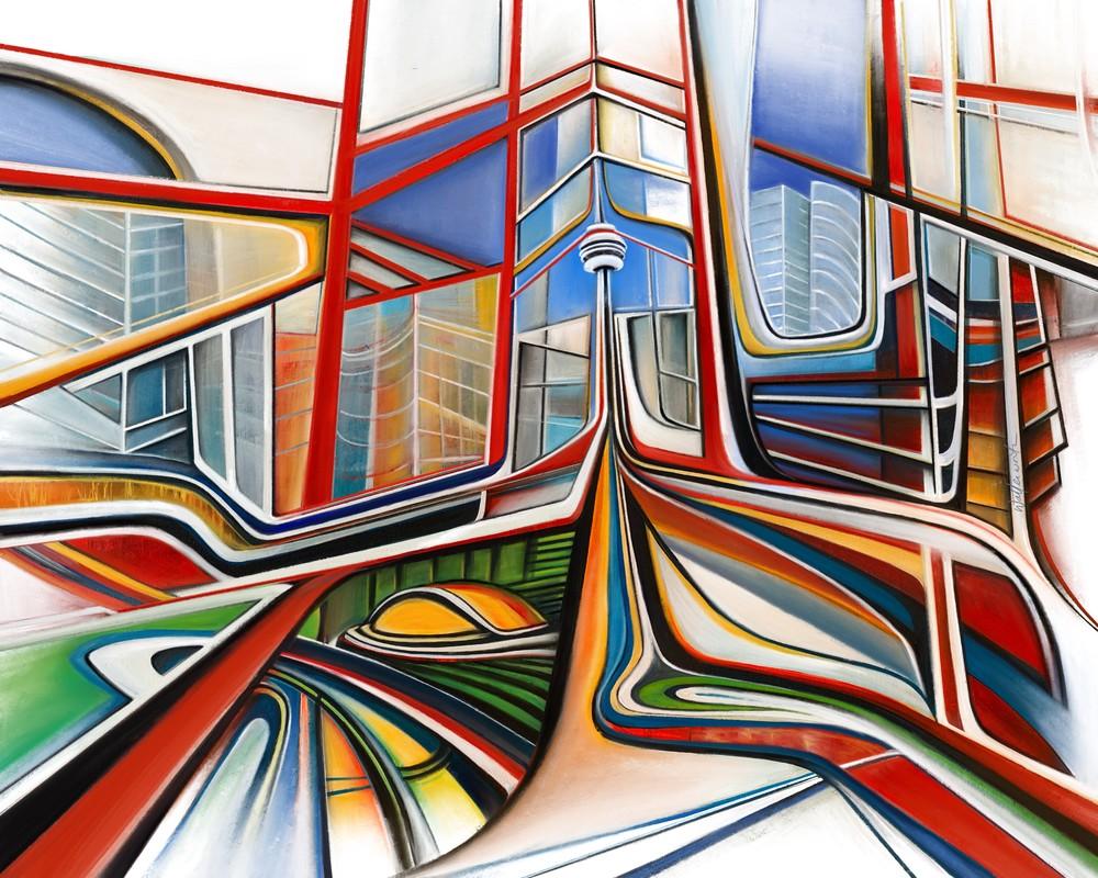 Toronto Art | Kristyn Watterworth