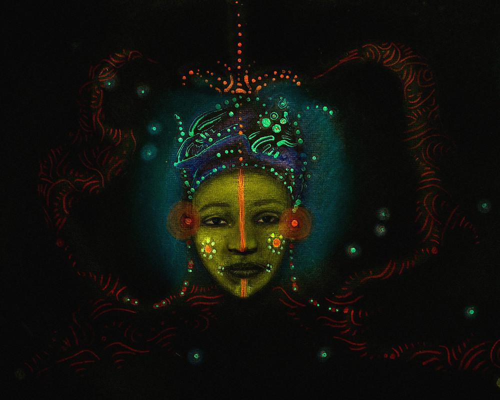 We're All Africa  Art | Angelica Hoyos Studio
