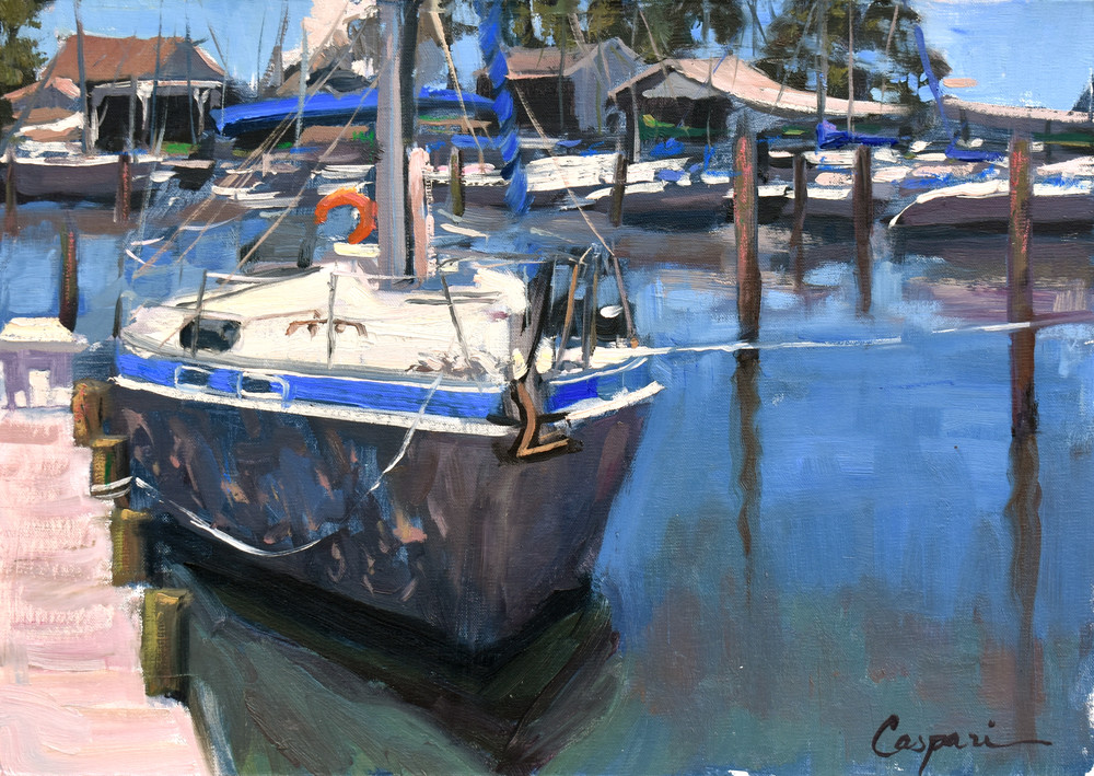 Setting Sail  Art | robincaspari