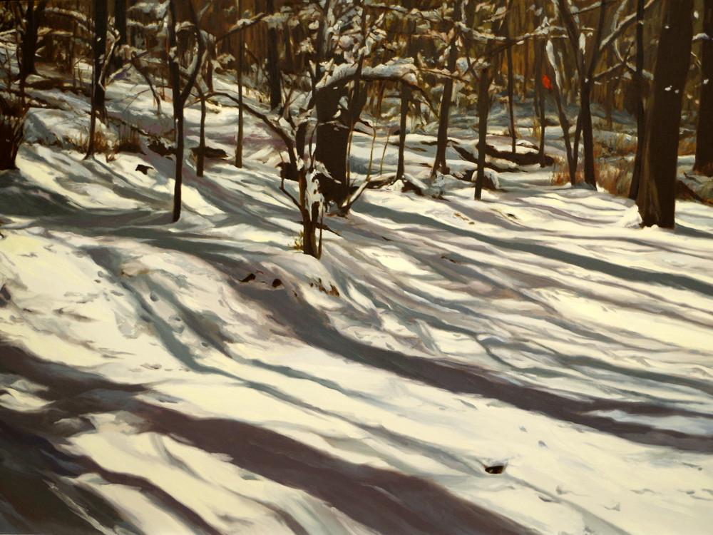 Over The River And Through The Woods Art   Helen Vaughn Fine Art