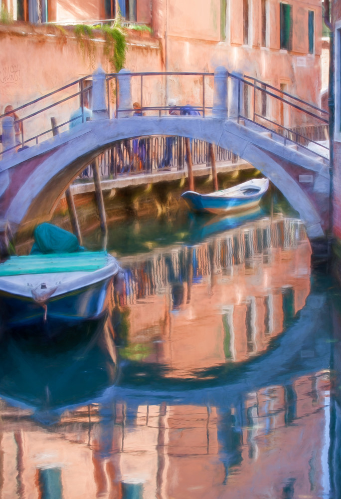 Venice Bridge Photography Art | Thomas Yackley Fine Art Photography