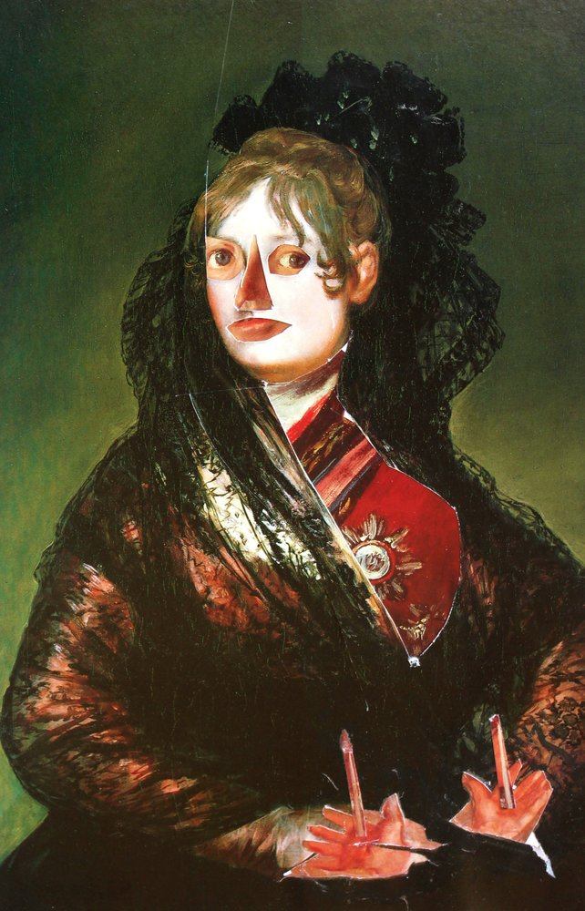Fine Art Print of 'Portrait'  - Jim White