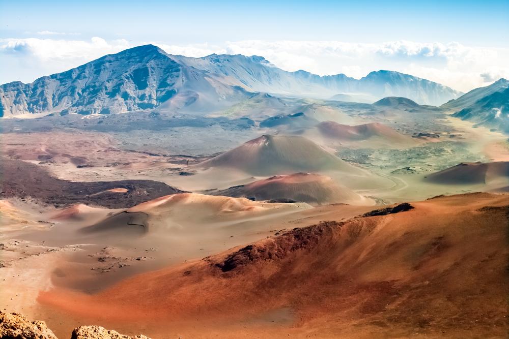 Halakeala Crater Strange Beauty Photography Art | Eric Hatch