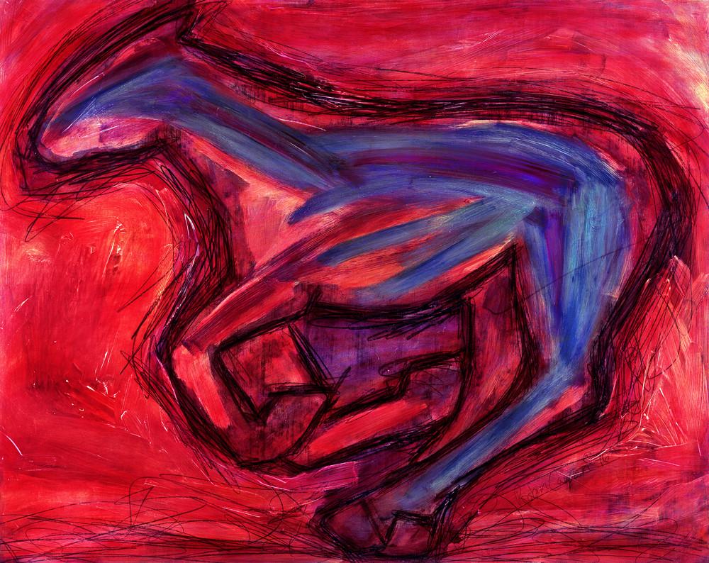 Red  Art | robincaspari