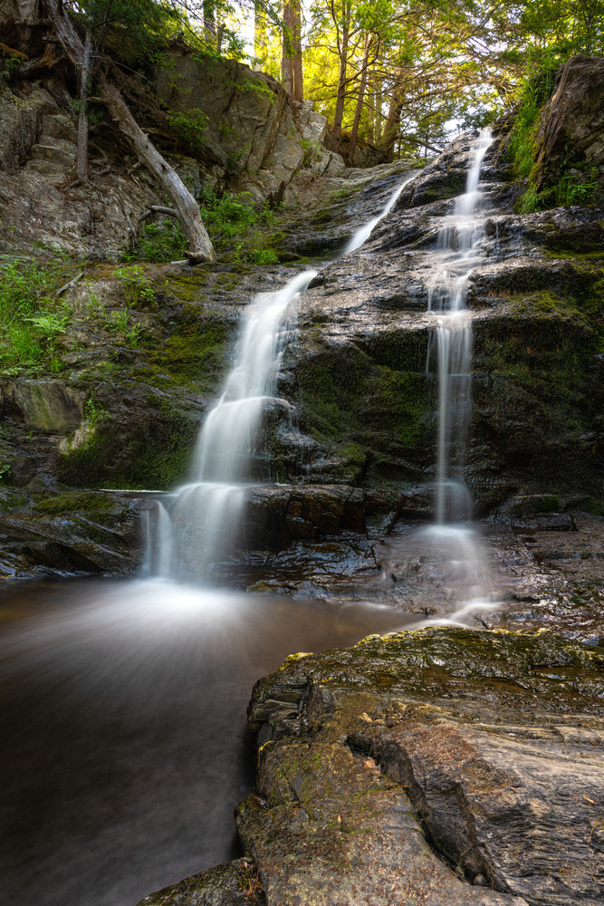 Cascade Falls Photography Art | Jesse MacDonald Photography