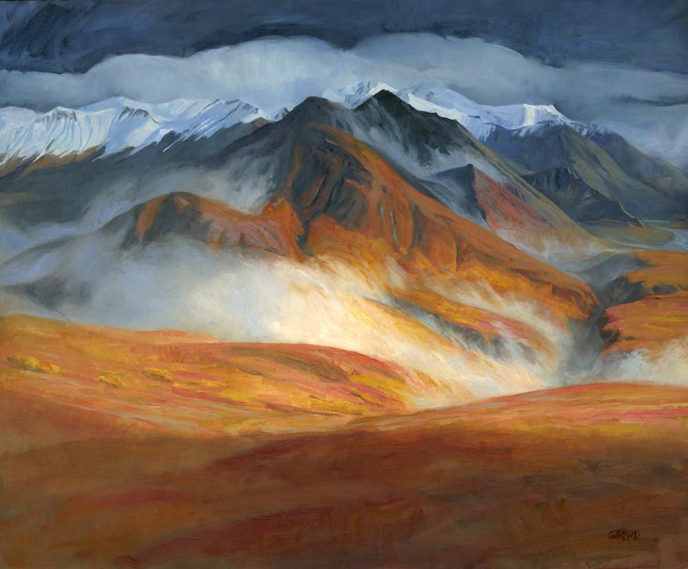 Distant Land Art | Studio Girard