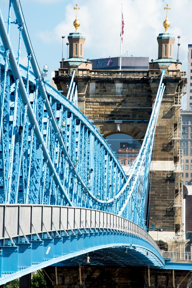 Robeling Bridge Suspension Cables Photography Art | Eric Hatch
