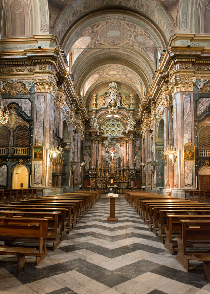 San Andreas Church Bra Italy Photography Art | Eric Hatch