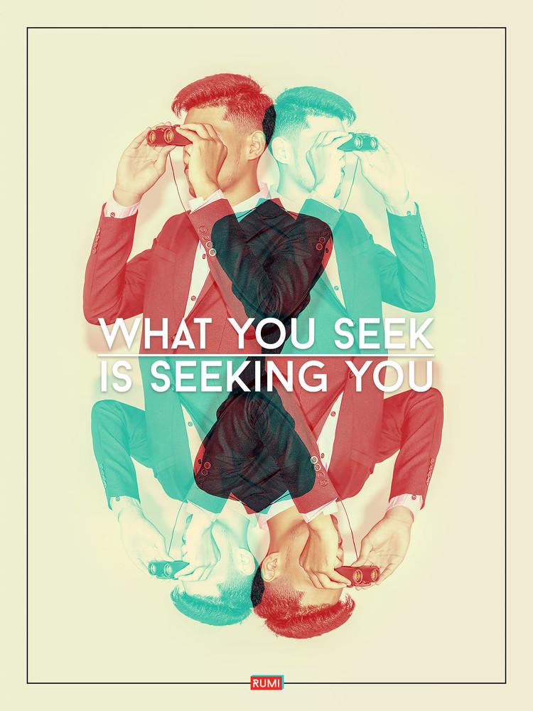 Men Seeking Self Art | Awake Graphics, LLC