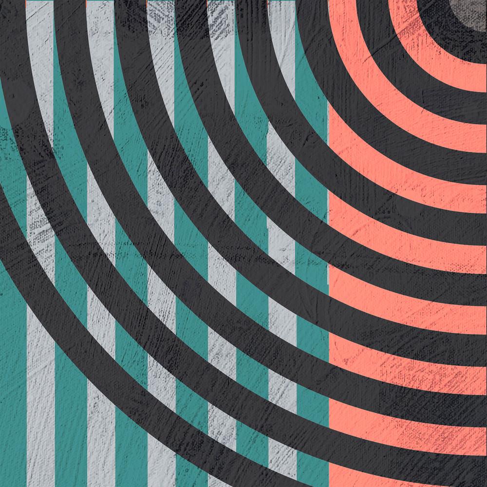 retro 80s art, stripes art, abstract geometric print, contemporary stripes art, 1980s art print