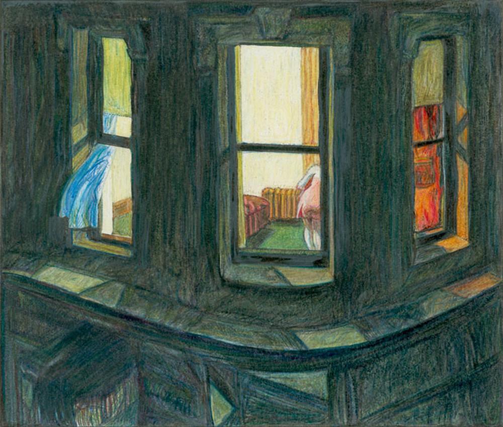 Night Windows Art | Digital Arts Studio / Fine Art Marketplace