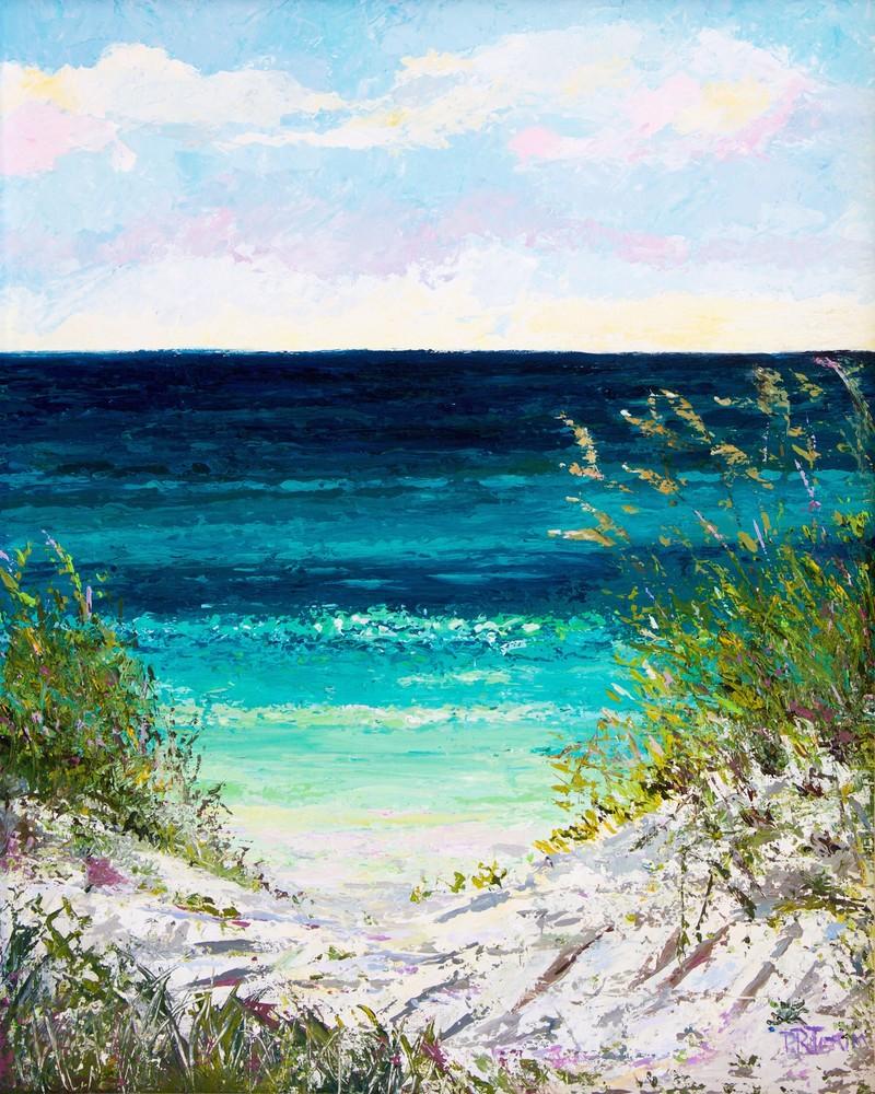 New Smyrna Beach Paradise Art | Pamela Ramey Tatum Fine Art
