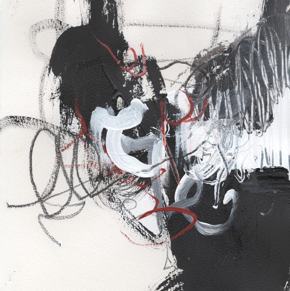 Black And White Untitled 1  Art | Stephanie Visser Fine Art