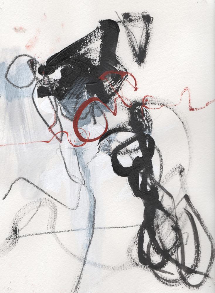Black And White : : Untitled 3 Art | Stephanie Visser Fine Art