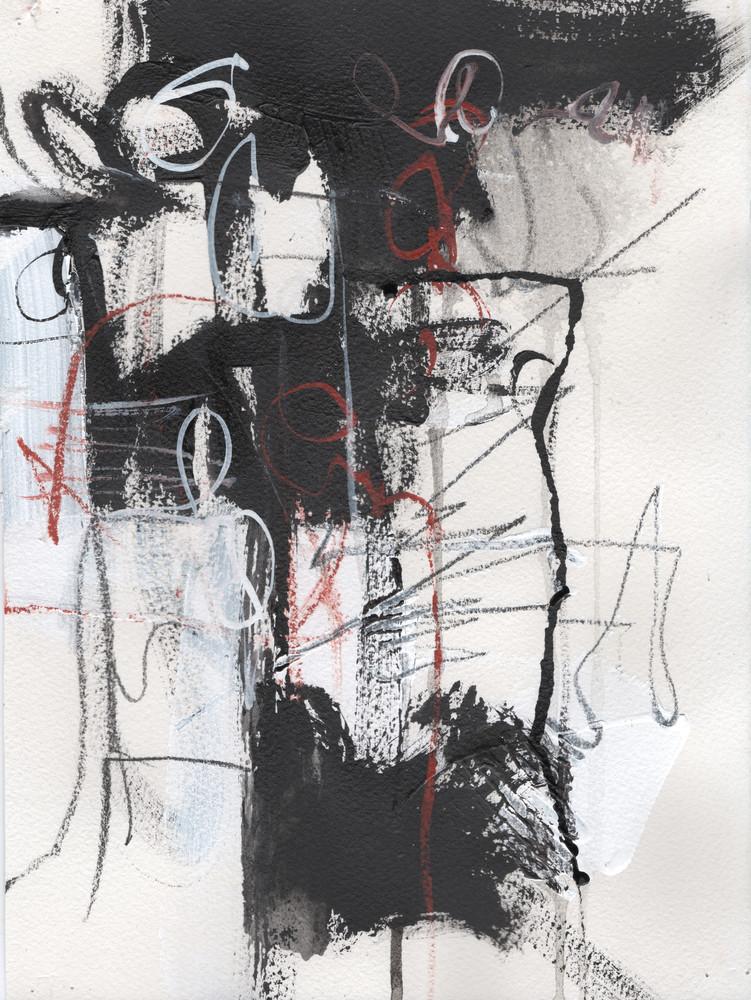 Black And White : : Untitled 6 Art | Stephanie Visser Fine Art