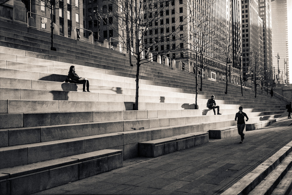 Urban Bw 33 Photography Art | Dan Chung Fine Art