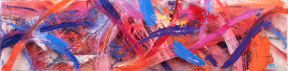"""Autumn"" Single Panel Reproduction  Art | Daniel Kanow Fine Art"