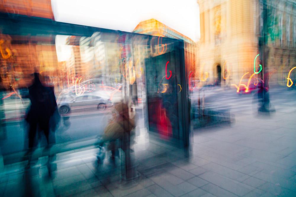 Urban Abstract 7735 Photography Art | Dan Chung Fine Art