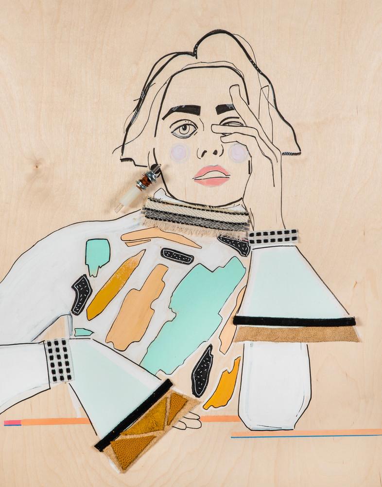 Her Ix  Art | Meredith Steele Art
