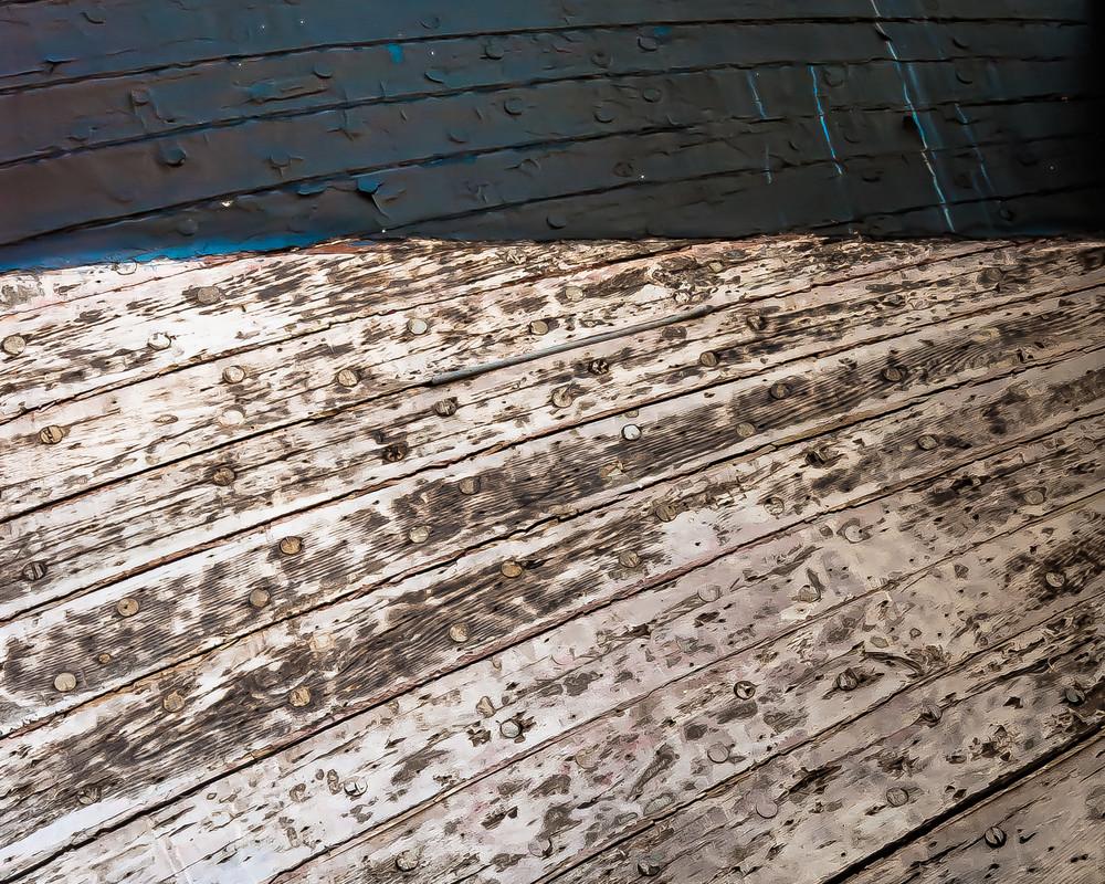 Barque Morgan - Starboard Waterline (2010)