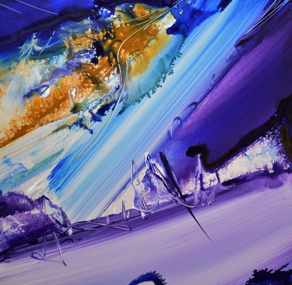 Nebula 3 Art | Michael Mckee Gallery Inc.