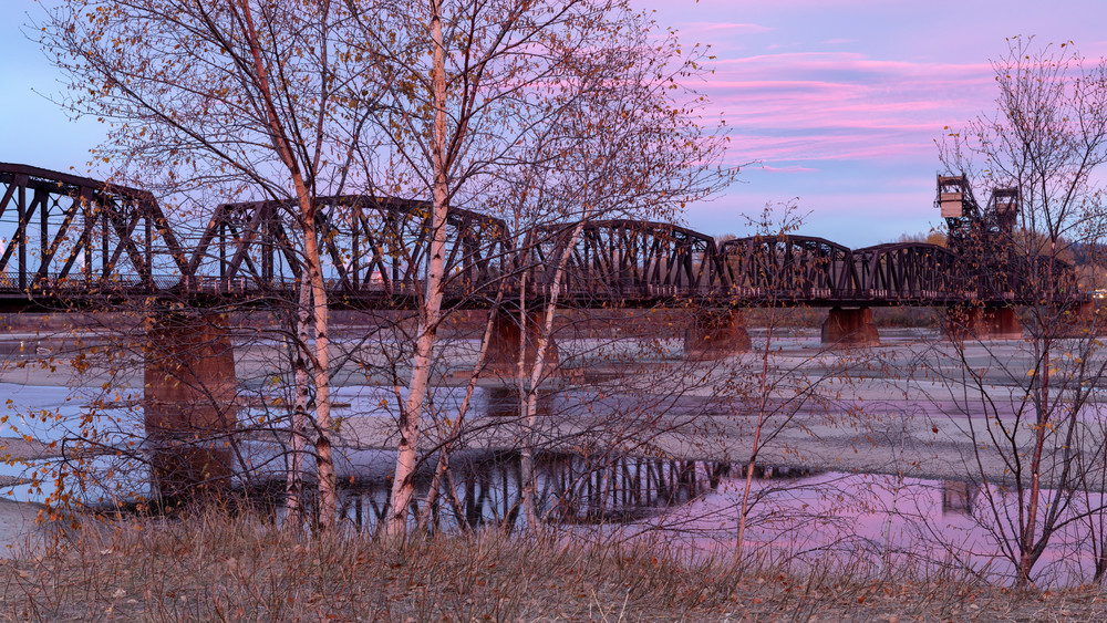 CN Train Bridge No 3 | Terrill Bodner Photographic Art