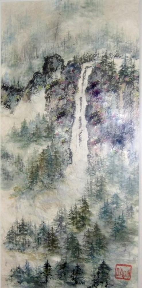 Waterfall Art | donnadacuti