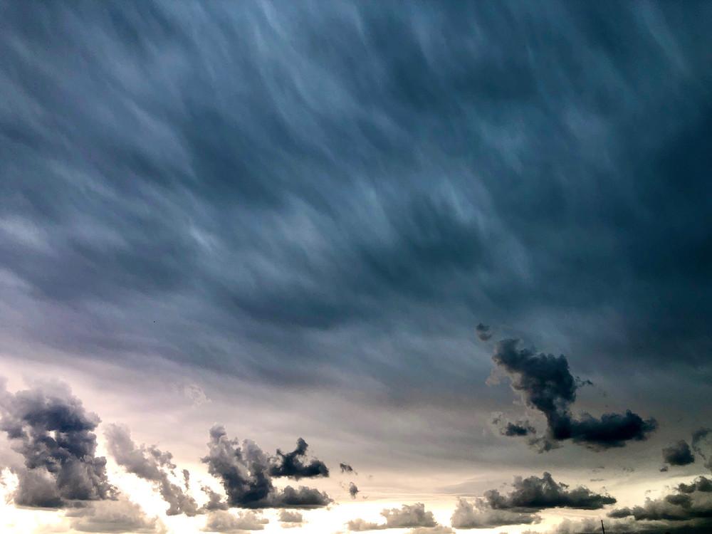 Atmospheric Ocean Art   Chuck Redick Art