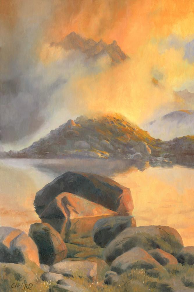 Lake Of Mystery Art | Studio Girard