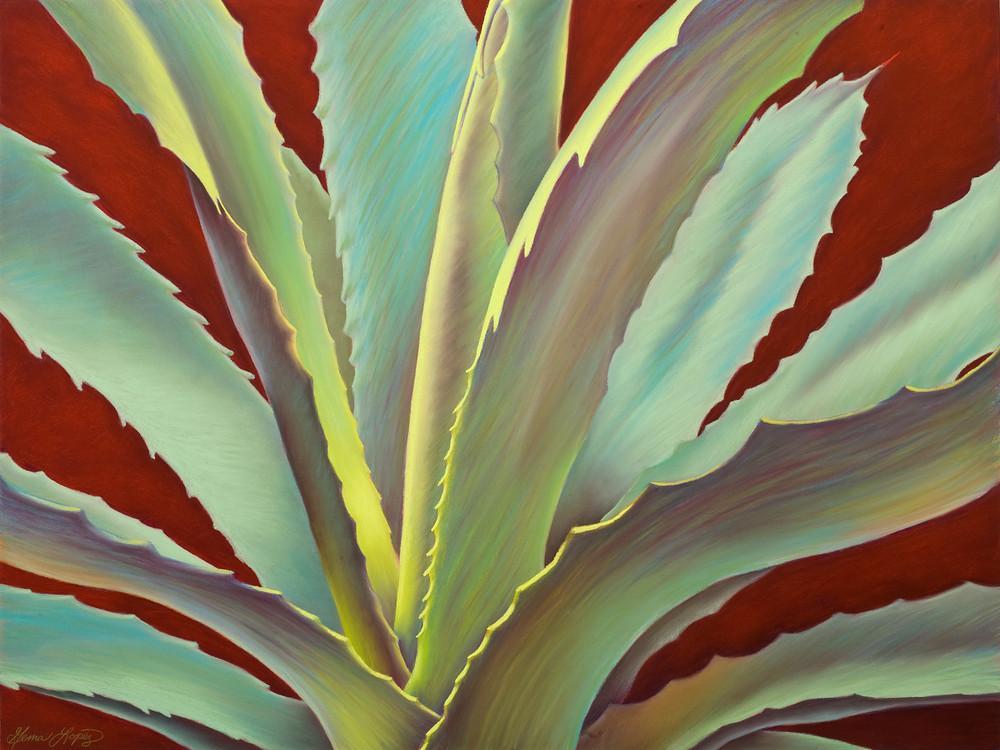 Agave Art | Gema Lopez Fine Arts