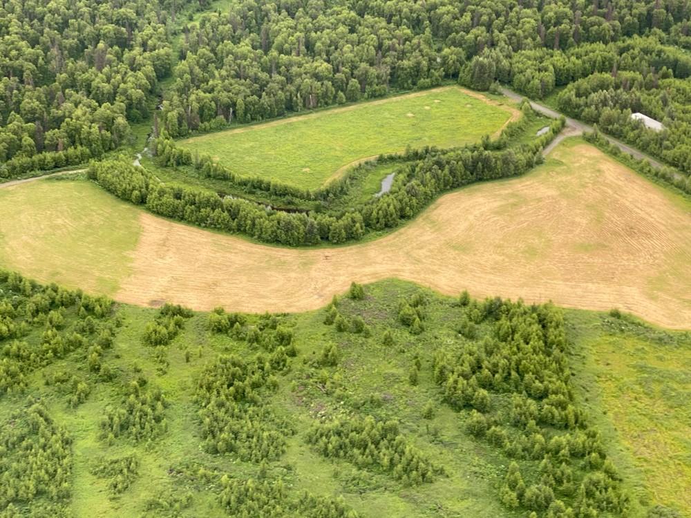 Geometric Farmland Photography Art | Visionary Adventures, LLC
