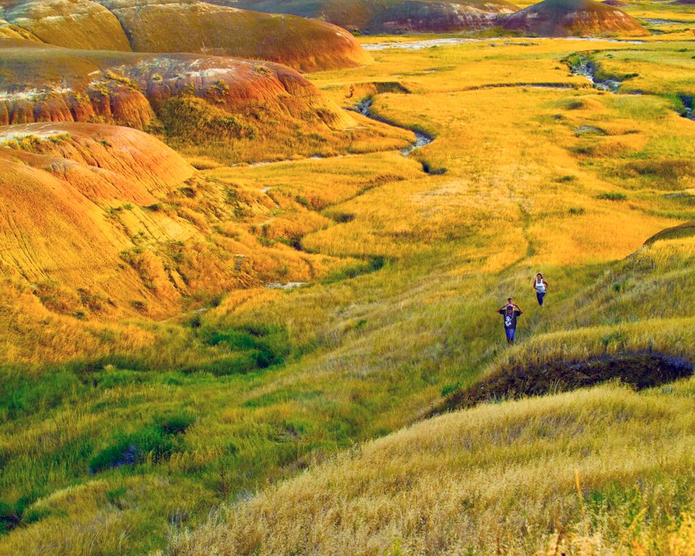 Hiking The Sulfur Hills Photography Art | Hatch Photo Artistry LLC