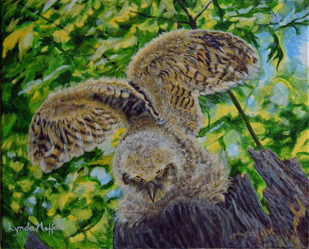 1st, Flight! Art | Lynda Moffatt Fine Arts